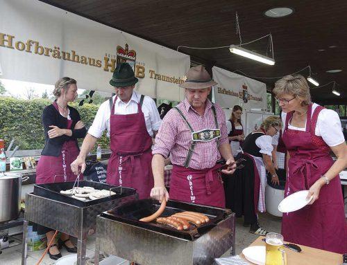 Dorffest im Kurpark 22.08.2019