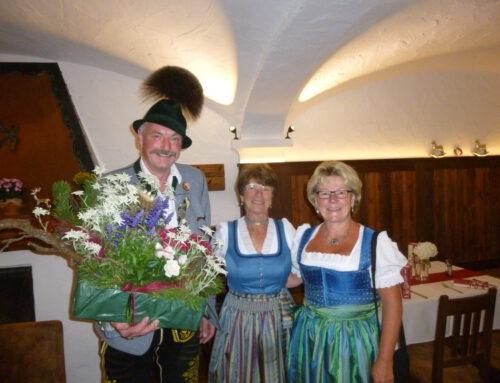 75. Geburtstag von Ilse Heinrich